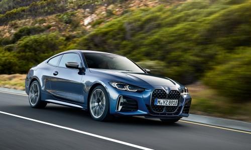 Nieuwe BMW 4 Serie Coupé nu in de showroom, ook te leasen als mild hybrid