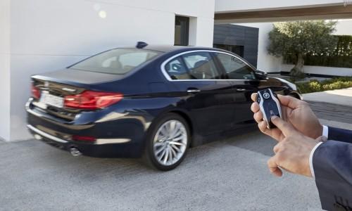 De BMW 5 Serie G30 en zijn slimme features
