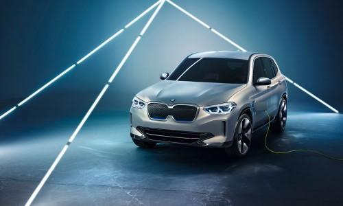 Orderboeken geopend voor elektrische BMW iX3 in Noorwegen