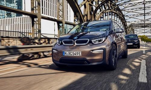 Meer range voor BMW i3 en i3s dankzij verbeterd accupakket