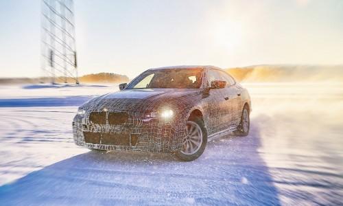 Eerste beelden elektrische BMW i4 en iNext, actieradius ruim 600 km