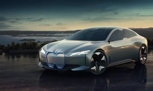 De elektrische BMW i4 kan u leasen vanaf 2020. Een rivaal voor de Tesla Model S!