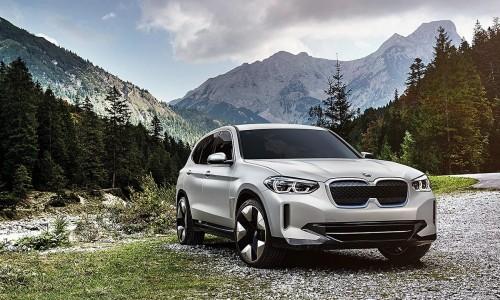 BMW iX3 komt maar liefst 440 km ver op relatief kleine accu