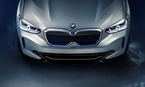 Hier is 'ie: de BMW Concept iX3! Elektrische SUV klaar voor leasing in 2020