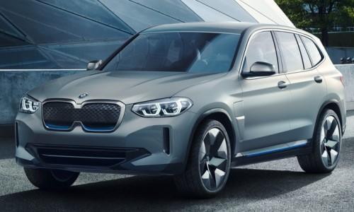De nieuwe elektrische BMW's komen nog sneller