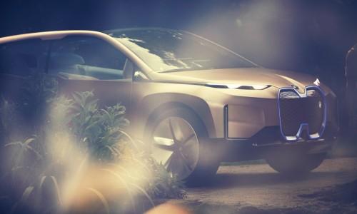 BMW Vision iNEXT - de nieuwe basis voor zelfrijdende auto's?