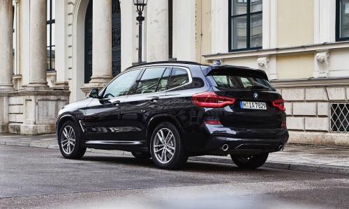 BMW X3 nu ook als stekkerhybride, opstapje naar volledig elektrische versie
