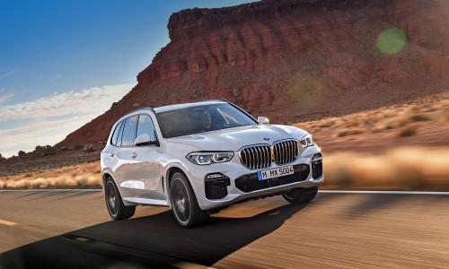 Nieuwe BMW X5 onthuld, een grotere en luxere leaseauto dan voorheen