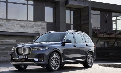 Dit is de reusachtige BMW X7, begin 2019 leasen bij ActivLease!