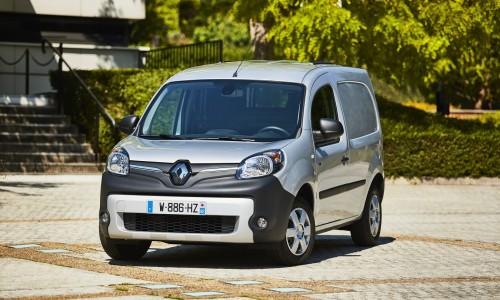 Lease de elektrische Renault Kangoo Z.E. dit najaar met verbeterde motor en actieradius