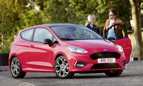 Ford Fiesta is de meest populaire leaseauto in Nederland
