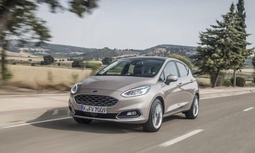 Nieuwe Ford Fiesta ST-Line en Vignale prijzen bekend, bestel nu