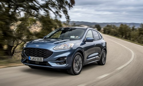 Ford Kuga Plug-In Hybrid: sportief én superzuinig