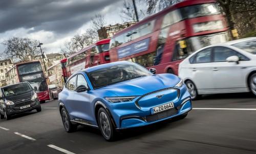 Europa mag voordringen bij Ford Mustang Mach-E leveringen