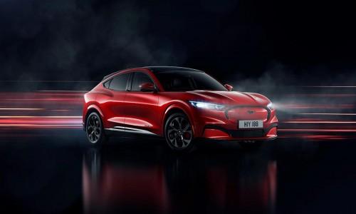 Ford Mustang Mach-E heeft 600 km range en is Tesla's eerste échte rivaal