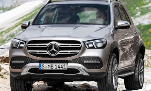 Nieuwe Mercedes-Benz GLE in 2019 leasen bij ActivLease