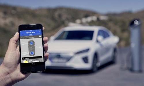 Met deze app van Hyundai wordt u echt de baas over uw auto
