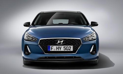 Nieuwe Hyundai i30 2016 beelden en details
