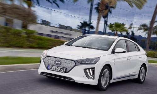 Hyundai IONIQ Electric krijg een update: nieuwe look en 300 km range