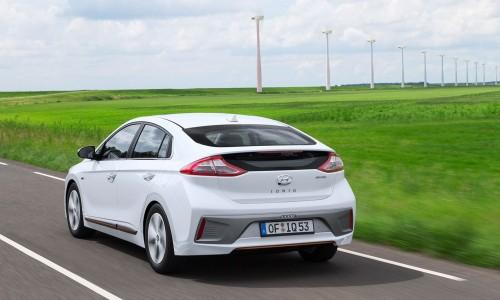 Hyundai IONIQ Electric steeds populairder in Nederland