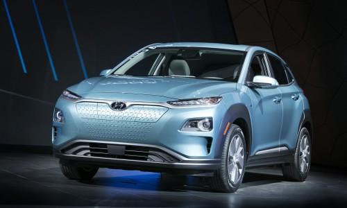 Hyundai KONA Electric maakt indruk in eerste rijtest Autoweek