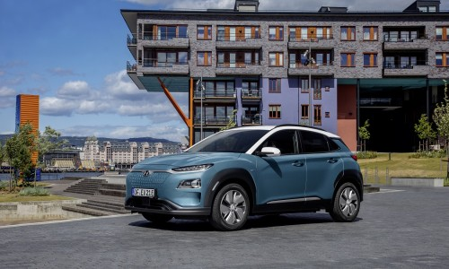 Comfortabel kamperen in de Hyundai KONA Electric met de Utility Mode