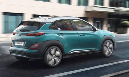 Hyundai KONA Electric prijs onder de 50.000 euro