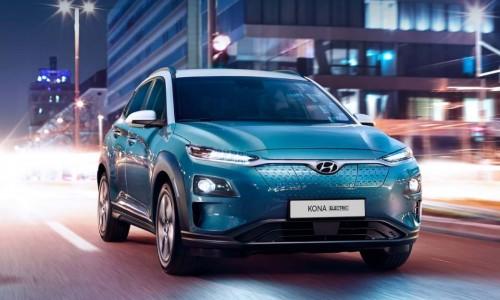 Hyundai KONA Electric levertijd wordt korter door verhoogde productie