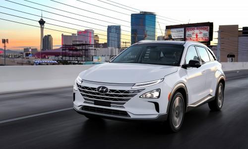 Hyundai toont nieuwe generatie waterstofauto met 800 km actieradius