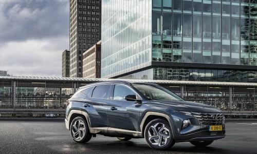 Nieuwe Hyundai Tucson nu te leasen met drie soorten hybride aandrijving