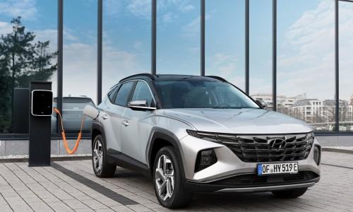 Hyundai presenteert gloednieuwe Tucson Plug-in Hybrid met 50 km actieradius