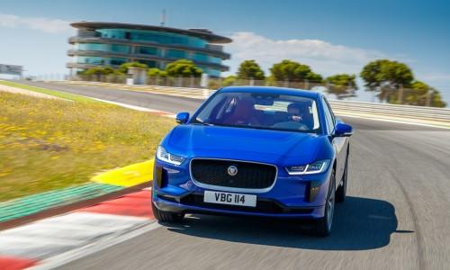 Jaguar I-Pace na gelijkspel tóch Auto van het Jaar 2019