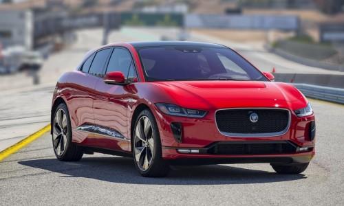 Bijtellingsactie: de nieuwe Jaguar I-Pace Business Edition leasen uit voorraad