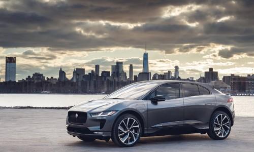 Jaguar overweegt exclusieve SVR-versie van de elektrische I-Pace