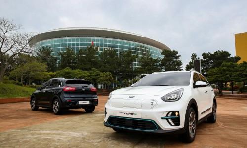 Productieversie van de elektrische Kia Niro EV officieel onthuld!