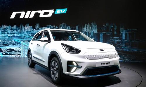 Alles over de Kia Niro EV: elektrische crossover met indrukwekkende range