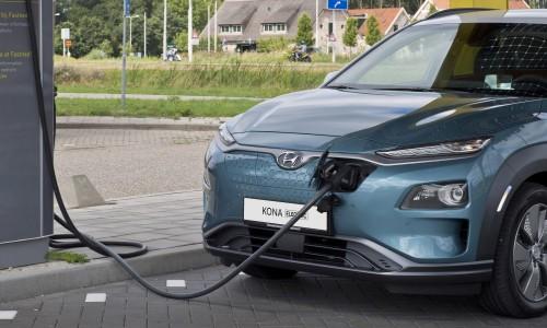 Hyundai KONA Electric actieradius wordt nog groter met technische update