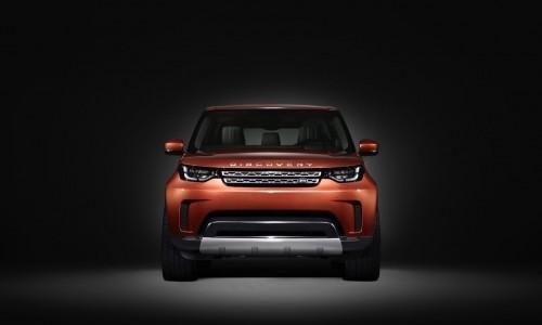 Dit is de nieuwe Land Rover Discovery 2017