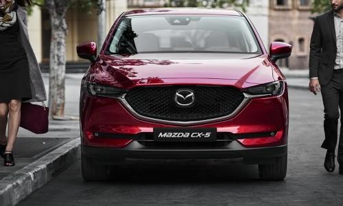 Vanaf nu te leasen bij ActivLease: de nieuwe Mazda CX-5!
