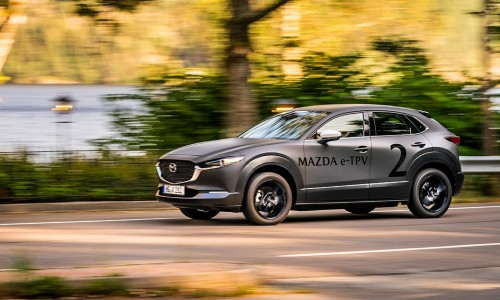 Beter laat dan nooit: Mazda onthult elektrische auto deze maand