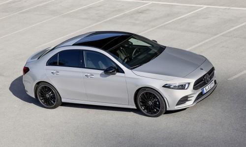 Mercedes-Benz A-klasse plug-in hybride geeft het goede voorbeeld