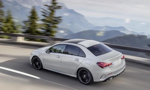 Nieuwe Mercedes-Benz A-klasse ook te leasen als sedan
