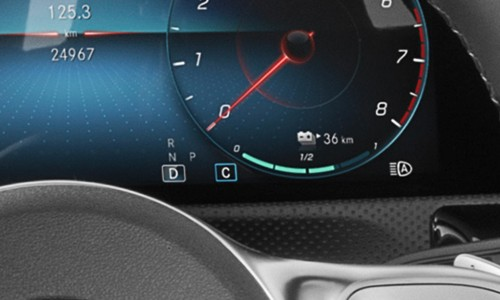 Mercedes-Benz A-Klasse hybride komt eraan!