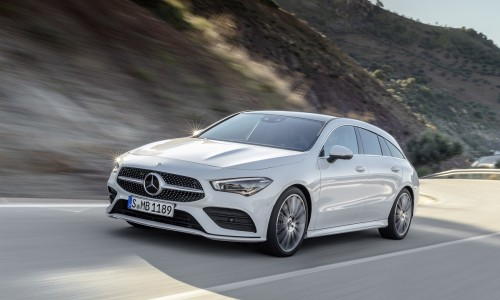 Mercedes-Benz CLA Shooting Brake is vernieuwd én vertrouwd