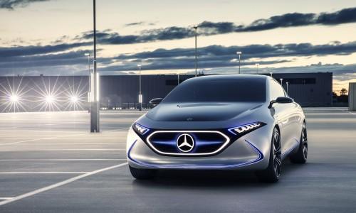 Mercedes-Benz EQ: alles over de volledig elektrische auto's van Mercedes-Benz
