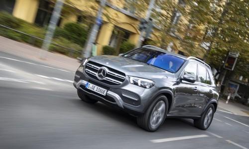 Mercedes GLE leasen kan nu met twee plug-in hybride versies
