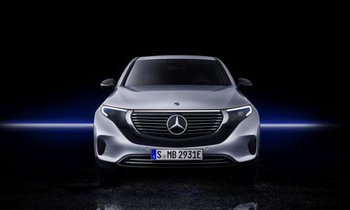 Mercedes-Benz EQC: nieuwe elektrische SUV vanaf 2019 bij ActivLease