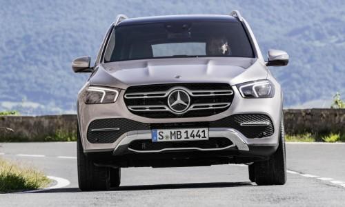 Nieuwe Mercedes-Benz GLE prijzen bekend
