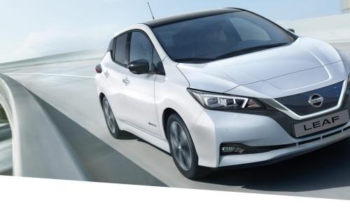 Autorijden met slechts één pedaal in de Nissan Leaf. Hoe werkt dat?