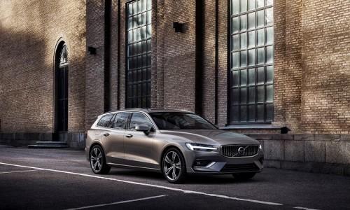 Vers uit Zweden: de gloednieuwe Volvo V60!